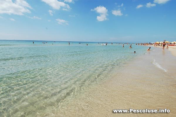 Spiaggia Puglia