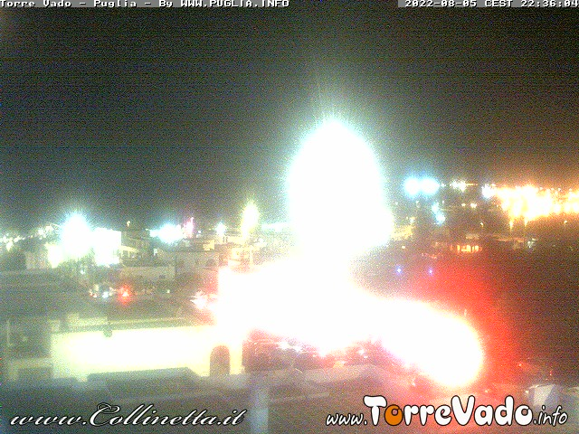 Webcam Puglia